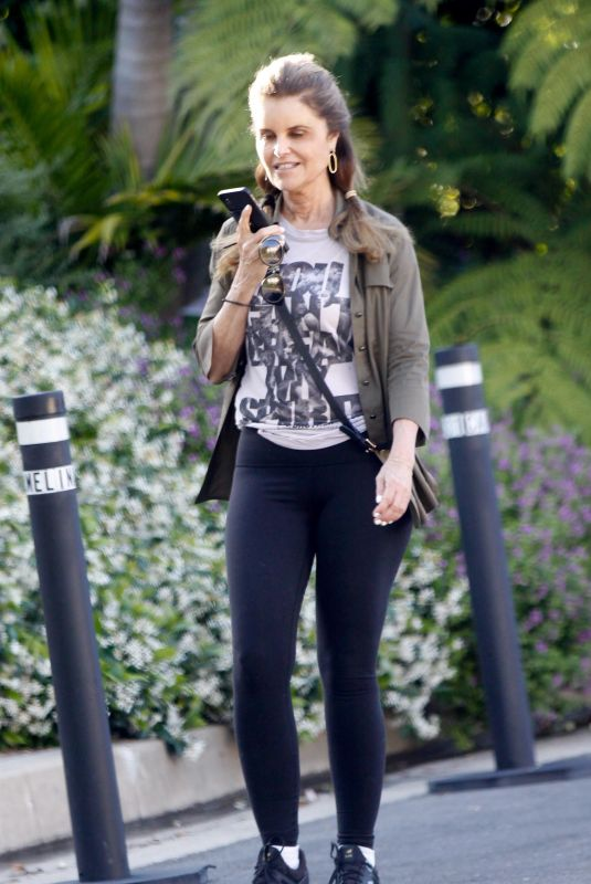 Maria Shriver Wear a t-shirt that reads