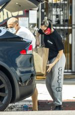 Miley Cyrus Out shopping in Los Angeles