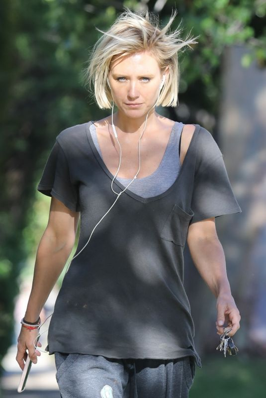 Nicky Whelan Out in Sherman Oaks