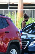 Nicole Richie Pictured Out and About in Los Angeles