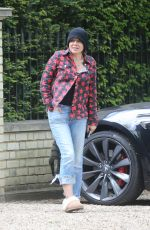 Sadie Frost Heads to ex-husband Jude Law