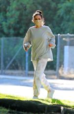 Selena Gomez Out for a walk in LA