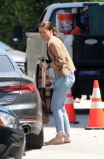 Sophia Bush At a medical building in Beverly Hills