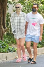 Sophie Turner Out and about in Encino
