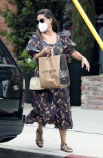 Vanessa Lachey Out for grocery shopping at Erewhon in Pacific Palisades