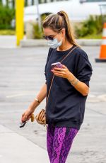 Alessandra Ambrosio Out shopping in Los Angeles