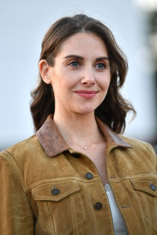 Alison Brie At Los Angeles advanced screening of IFC