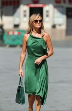 Amanda Holden Out and About in London