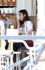 Ana De Armas Out at lunch in Venice