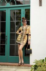 Blanca Blanco Poses for the camera as she goes wine tasting with a girlfriend in Santa Barbara