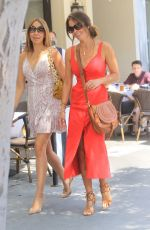 Brooke Burke Out in Beverly Hills