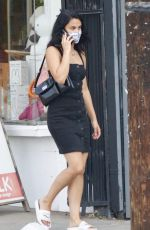 Camila Mendes Out for coffee in LA