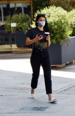 Camila Mendes Out in Los Angeles