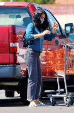 Camila Mendes Out shopping in Los Angeles