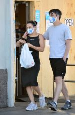 Charli XCX Out with her boyfriend in Hollywood
