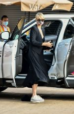 Charlize Theron Out with her kids in Malibu