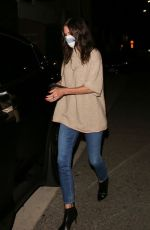 Courteney Cox Out at dinner in Santa Monica