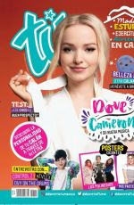 Dove Cameron - Tu Magazine Mexico - June 2020
