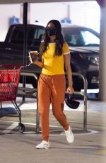 Eiza Gonzalez At the Cabo airport