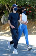Eiza González Out for a hike in LA