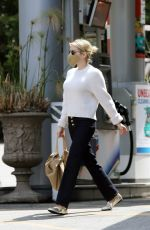Emma Roberts Out in Los Angeles