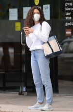Emmy Rossum Out in Los Angeles