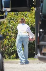 Hailey Bieber & Justin Bieber Are seen playing basketball together in Beverly Hills