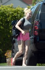 Heidi Montag Stepping out in Los Angeles