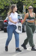 Jesy Nelson Out for shopping in Essex