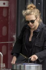 Jodie Comer Out in Liverpool