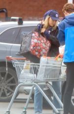 Jodie Comer Spotted texting as she left her local Sainsbury