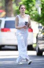 Joey King Out for coffee in Los Angeles