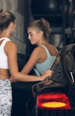 Kaia Gerber At the gym in LA