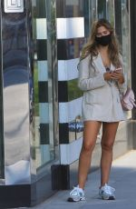 Kara Del Toro At Sephora in Beverly Hills