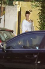 Kate Beckinsale At In-N-Out Burger in LA