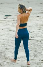 Kate Hudson On the beach in Malibu