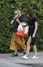 Katharine McPhee At Il Pastaio in Beverly Hills