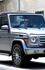 Kendall Jenner Spotted leaving the gym in Beverly Hills