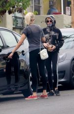 Kristen Stewart and Dylan Meyer out in Los Angeles