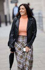 Kym Marsh All smiles as she
