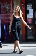 Lady Amelia Windsor out in West London