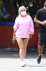 Lady Gaga Out in the Hollywood Hills
