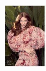 Larsen Thompson - HELLO! Fashion Magazine, July / August 2020