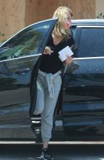 Laura Dern Out in Brentwood
