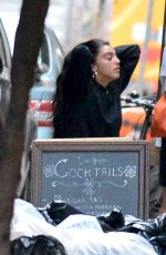 Lourdes Leon Out and About in New York