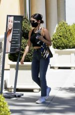 Lucy Hale Running errands in Los Angeles