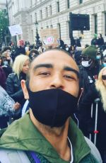 Madonna Protest in London