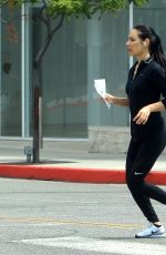Martha Higareda Out in Beverly Hills