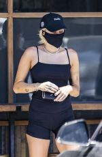 Miley Cyrus Out and about in Calabasas