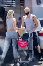 Miley Cyrus Shopping at CVS in Calabasas